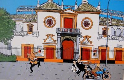 Tintin_Séville